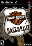 Harley-Davidson Cycles: Race to the Rally boxshot