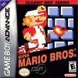 Classic NES: Super Mario Bros. boxshot