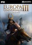 Europa Universalis III: Divine Wind boxshot