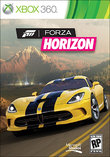 Forza Horizon boxshot