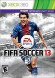 FIFA Soccer 13 boxshot