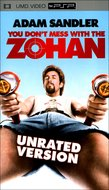 You Don't Mess with the Zohan boxshot