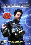 Deus Ex: Invisible War boxshot