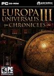 Europa Universalis III: Chronicles boxshot
