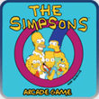 The Simpsons Arcade Game boxshot