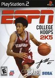 ESPN College Hoops 2K5 boxshot
