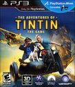 The Adventures of Tintin: The Game boxshot