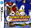 Sonic Rush Adventure boxshot