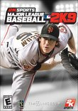Major League Baseball 2K9 boxshot