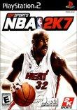 NBA 2K7 boxshot