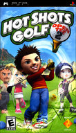 Hot Shots Golf: Open Tee 2 boxshot
