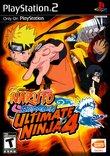 Naruto Ultimate Ninja 4: Shippuden boxshot