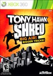 Tony Hawk: SHRED boxshot
