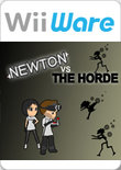 Newton vs the Horde boxshot