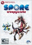 Spore Creepy & Cute Parts Pack boxshot