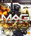 MAG (Massive Action Game) boxshot