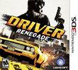 Driver: Renegade boxshot