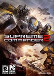 Supreme Commander 2 boxshot
