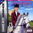 Barbie Horse Adventures: Blue Ribbon Race boxshot