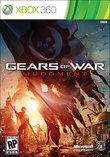 Gears of War: Judgment boxshot