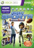 Kinect Sports: Season Two boxshot