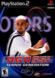 Agassi Tennis Generation boxshot