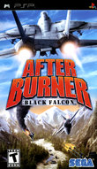 After Burner: Black Falcon boxshot