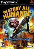 Destroy All Humans! boxshot