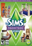 The Sims 3 Master Suite Stuff boxshot