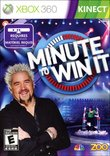Minute To Win It Kinect boxshot