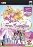 Barbie and the Three Musketeers boxshot