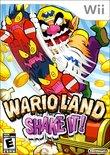 Wario Land: Shake It! boxshot