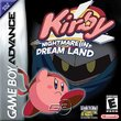 Kirby: Nightmare in Dreamland boxshot