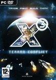 X3: Terran Conflict boxshot