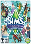 The Sims 3 Generations boxshot