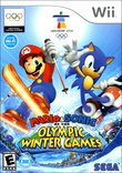 Mario & Sonic at the Olympic Winter Games boxshot