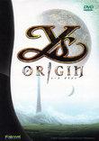 Ys Origin boxshot