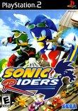 Sonic Riders boxshot