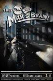 Sam & Max Episode 303: They Stole Max's Brain! boxshot