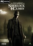 The Testament of Sherlock Holmes boxshot