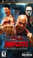 TNA iMPACT!: Cross the Line boxshot