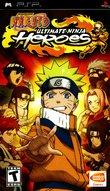 Naruto: Ultimate Ninja Heroes boxshot