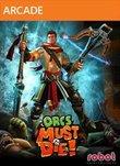 Orcs Must Die! boxshot