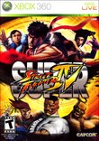 Super Street Fighter 4 boxshot
