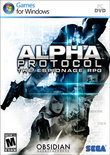 Alpha Protocol boxshot