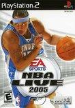 NBA Live 2005 boxshot