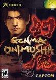 Genma Onimusha boxshot