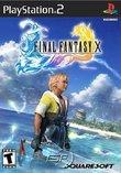 Final Fantasy X boxshot
