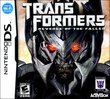 Transformers: Revenge of the Fallen - Decepticons Version boxshot