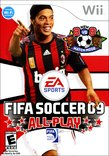 FIFA Soccer 09 All-Play boxshot